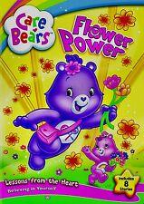 NEW DVD - CARE BEARS - FLOWER POWER - 8 EPISODES - 88min