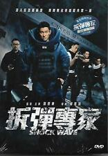 Shock Wave DVD Andy LauPhilip Keung Felix WongNEW Eng Sub R3 Bomb