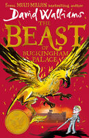 The Beast of Buckingham Palace Epic Adventure Book by David Walliams - Hardback