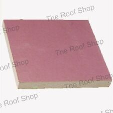 12.5MM FIRELINE FIRE RESISTANT PLASTERBOARD TAPPERED EDGE 8x4 x 5 SHEETS