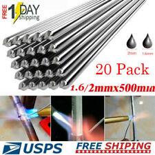 20pcs Durafix Aluminium Welding Rods Brazing Easy Soldering Low Temperature Tool