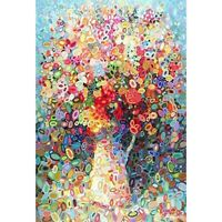 5D Full Drill Diamond Painting Abstract Vase Embroidery Cross Stitch Kits Decor