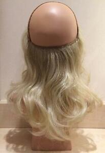 LUTTMANN® Secret Haarteil bei Chemotherapie tragbar unt. der Mütze statt Perücke