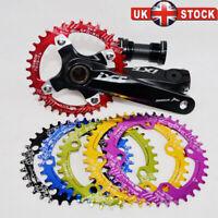 UK 30-42t 104BCD 170mm Chainset Chainring MTB Bike Aluminum CNC Chainwheel Bolts