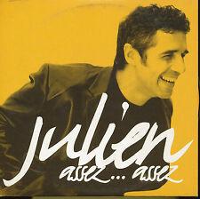 JULIEN CLERC CD SINGLE HOLLANDE ASSEZ...ASSEZ