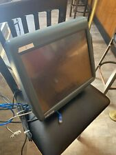 Micros Workstation 5 Point Of Sale Pos System Touch Screen w/ Stand