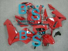 Red Gloss INJECTION Fairing Bodywork Kit HONDA CBR600RR 2003-2004 48 A1