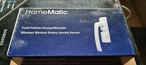 Homematic 76789 HM-Sec-RHS Funk Fenster-Drehgriffkontakt