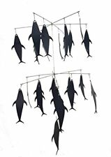 "Mudflap Dredge With 24 14"" Tuna's & 1 20"" Tuna Tournament Grade Double Dredge"