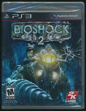Bioshock 2 Black Label (PlayStation 3, 2010) Sealed New In Box ps3