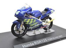 MODELLINI MOTO GP HONDA RSR 125 ELIAS 1:24 DE AGOSTINI MOTOGP DIECAST MOTOR BIKE