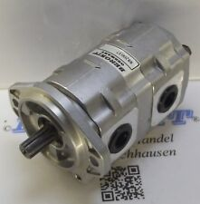Yanmar Yb201 Hydraulikpumpe Minibagger KAYABA Krp4-10-10c