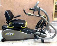 New listing  NuStep T4r Elliptical Recumbent CROSS TRAINER Rehabilitation EXERCISE Machine