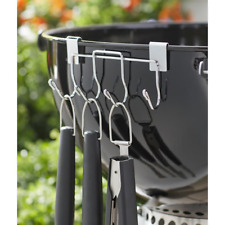 Charcoal Grill Tool Holder, Yard Garden Outdoor Cooking Eating Barbecues Grill