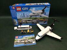 LEGO City Airport VIP Service 60102 w/ Box & 2 Minifigures