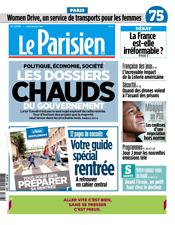 Le PARISIEN (75) n° 22699 du 28/8/2017**MACRON FRANCE réformable?**Mbappé au PSG