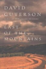 East of the Mountains,David Guterson- 9780151002290