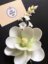 ROSE PETAL FLOWER  SET X 3 CUTTER   fondant Fondant Cake cutters sugar flowers