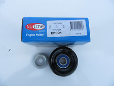 NISSAN X-TRAIL T30 2000-2007 2.5L DRIVE BELT TENSIONER PULLEY ENGINE IDLER