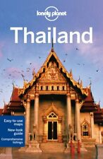 Lonely Planet Thailand (Country Travel Guide) By China Williams,Alan Murphy,Mar