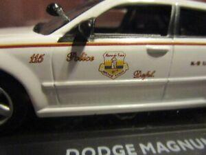 1:43 1st Responce Dodge MAGNUM Maryland POLICE Car
