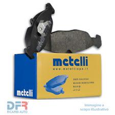 4 METELLI Kit pastiglie freno, Freno a disco per cambio automatico Assale 307 SW