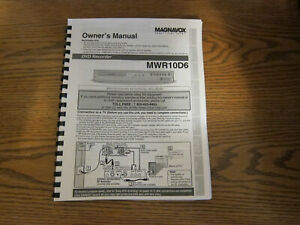 OPERATING INSTRUCTIONS for Magnavox dvd recorder by model PLEASE READ