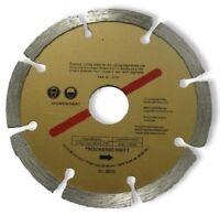 "4.5"" 115mm Diamond Cutting Disc Blade Cutter Angle Grinder Brick Stone Concrete"