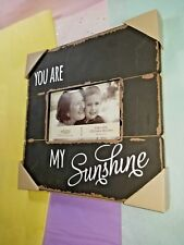 """Picture Frame 10 x 10 for Picture 6 x 4 """"You Are My Sunchine"""""""