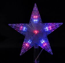 Christmas Tree Top Star Led String Fairy Lights Curtain Led