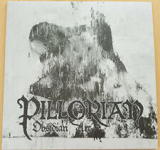 Pillorian ‎- Obsidian Arc LP Colored Vinyl Album - Agalloch Record - BLACK METAL