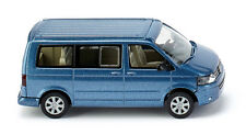 1/87 Wiking VW T5 GP California Métallique Bleu 0273 40