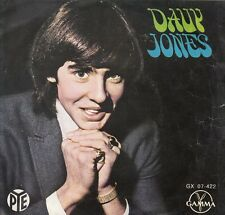 """DAVY JONES sings Bob Dylan ultr@r@re Mexican 7"""" EP 45 Mexico 1967 THE MONKEES"""