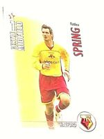 Shoot Out Football Trading Cards 2006-2007