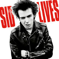 Sid Vicious 'Sid Lives' 2xCD 4xshows 24 page booklet 2 New York Dolls Steve Dior