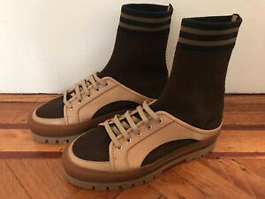 """Fendi """"sock style"""" men's sneakers"""