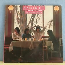 SMOKIE The Montreux Album 1978 UK vinyl LP EXCELLENT CONDITION smokey RAK