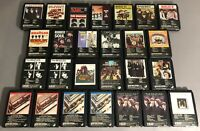 GREAT LOT OF 26 BEATLES 8 TRACK TAPES COMPLETE USA CATALOG REFURBISHED NEW PADS!