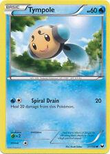 Tympole Common Pokemon Card BW5 Dark Explorers 31/108