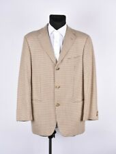 Hugo Boss Homme Mars & Laine Cachemire Veste Blazer Taille EU50 UK40