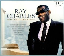 SEALED NEW CD Ray Charles - Master Of The Blues