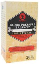 BLOOD PRESSURE BALANCE HIBISCUS MULBERRY LEAVES MORINGA GREEN HERB TEA- 20 BAGS