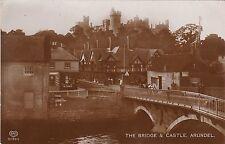The Bridge & Castle, ARUNDEL, Sussex RP