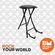 UXL FGS1 Guitar Stool with Guitar Stand