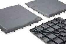 UPP® Wegplatten Steinoptik/ Beetplatten/ Gartenplatten/ Gartenweg/ Bodenplatten