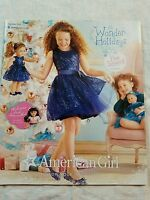 American Girl Doll Catalog Magazine Oct 2014  The Wonder Holidays  Toy Samantha