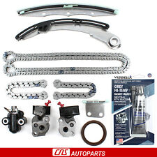 Timing Chain Kit w/o Gears For 04-09 Nissan Quest Maxima Altima(~06) 3.5L VQ35DE