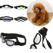 Punk Eyewear Goggles Sunglasses with Adjustable Strap for Pet Dog Puppy Cat Gift