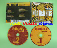 CD NO.1 R&B HITS VOLUME 2 compilation 2003 INCOGNITO JODECI JOE ZHANE (C13)