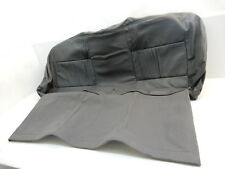 2000-2002 Kia Sportage OEM Rear Seat Bottom Cover Leather 0K08B88335B965